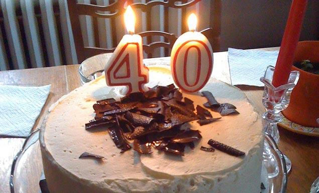 Internet Birthday Cake